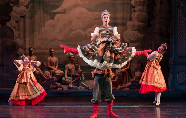 Gelsey Kirkland Ballet will perform the holiday classic,