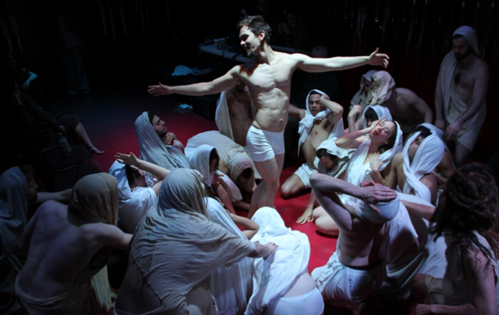 10 Spectacular Theatrical Experiences of 2014 - The Bold and Fantastic Works of the Last Season