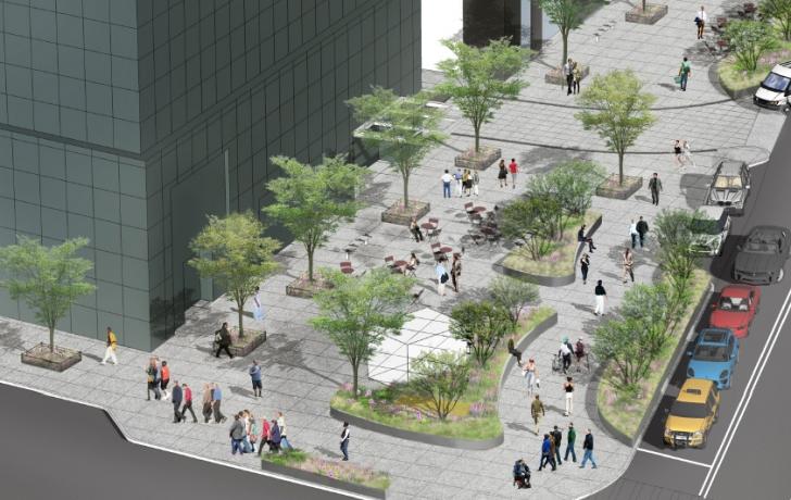 Bringing Life To Water Street 39 S 39 Deadening Pedestrian Experience 39 Tribeca Trib Online