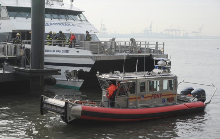 Investigation Continues Following 'Significant' Pier 11