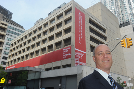 Cornell Hospital Nyc >> Merger Resuscitates Former, Struggling NY Downtown ...